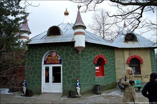 Экскурсия в музей советского детства