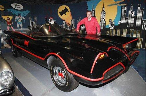 Музей автомобилей кино