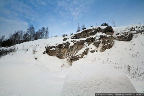 Экскурсия по Кунгурской ледяной пещере