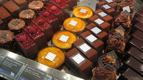 Французские сладости (часть 2)