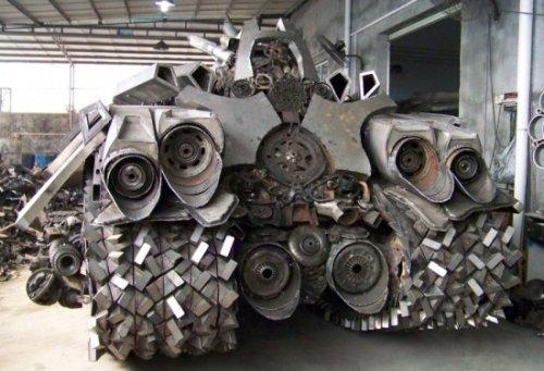 Мегатрон - танк