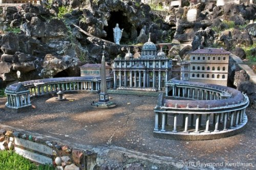 Ave Maria Grotto: Чудеса света в миниатюре