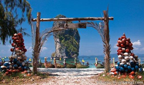 Путешествие по острову Ао-Нанг (Тайланд)