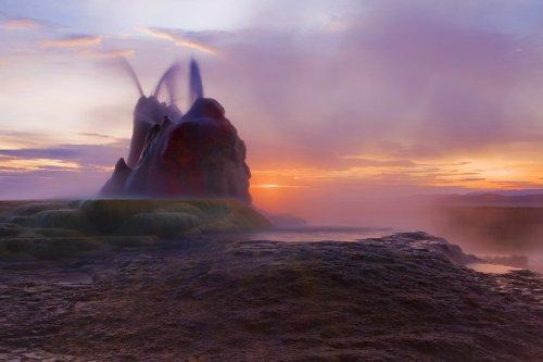 Красочный ландшафт от Stephen W. Oachs