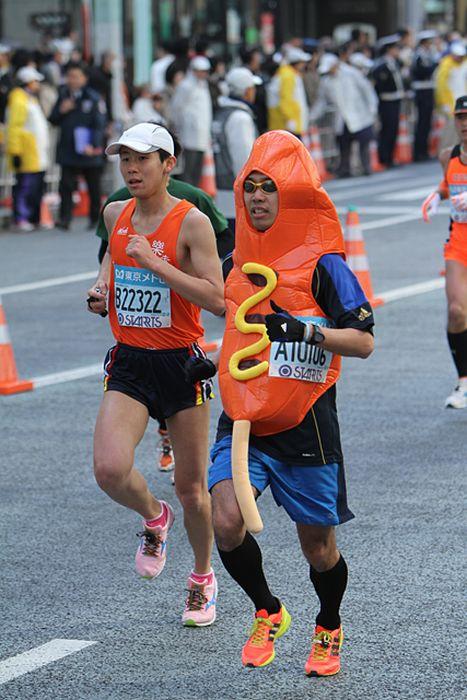 Прикольные картинки марафон