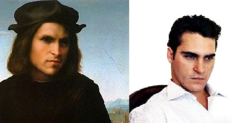 Двойники знаменитостей из далекого прошлого