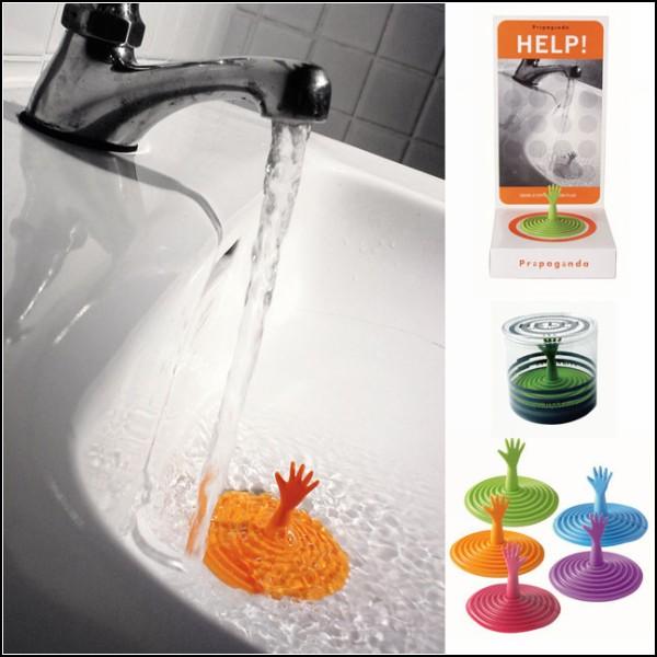 Как сделать пробку в ванну своими руками
