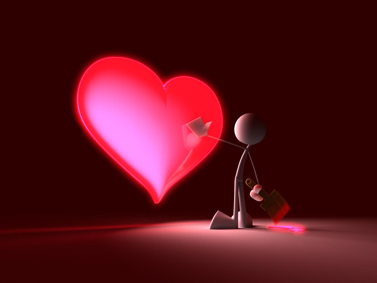 Обои на рабочий стол на тему любви 31 шт