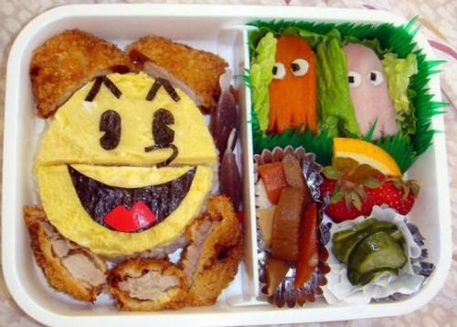 Креативные сладости для поклонников Pac-Man