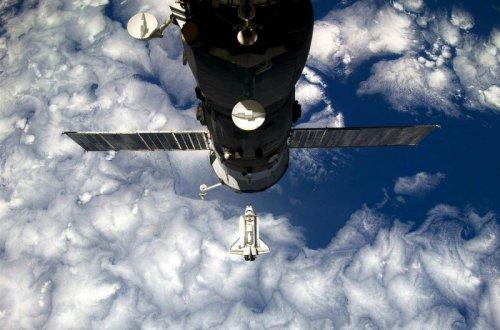 Фото космоса за февраль