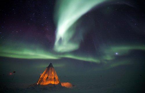 Фотографии Антарктики