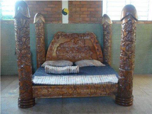 Кровать - камасутра