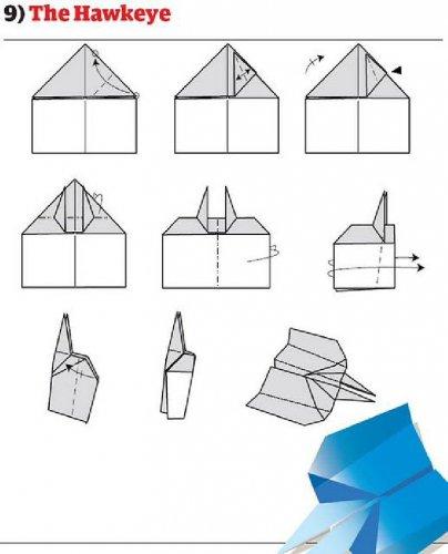 Как сделать самолет из бумаги