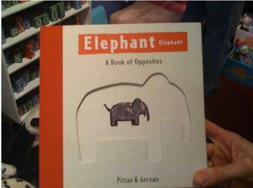 Детская книга противоположностей