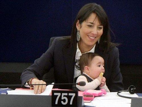 Мама-депутат, продолжение истории