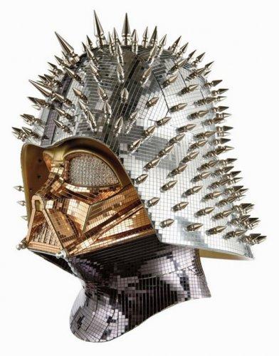 Подборка шлемов Дарта Вейдера
