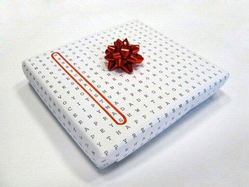 Подарочная упаковка на все случаи