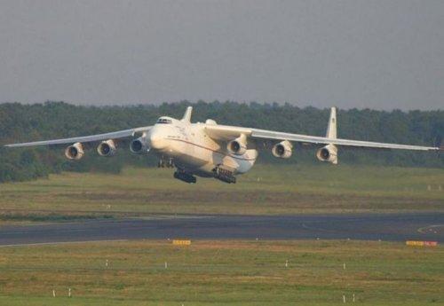 Ан-225 - гигант среди самолетов