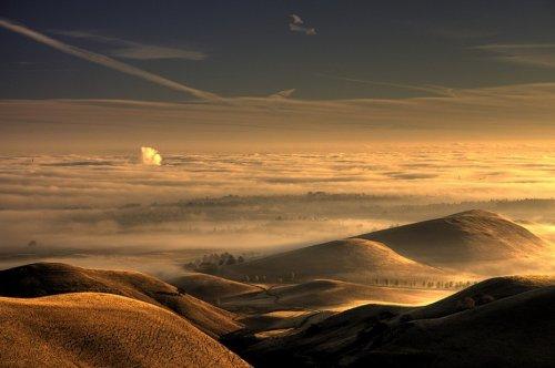 Пейзажи Калифорнии от Marc Сrumpler