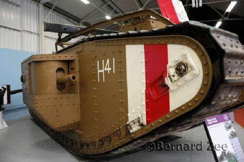Знаменитый танковый музей Бовингтон
