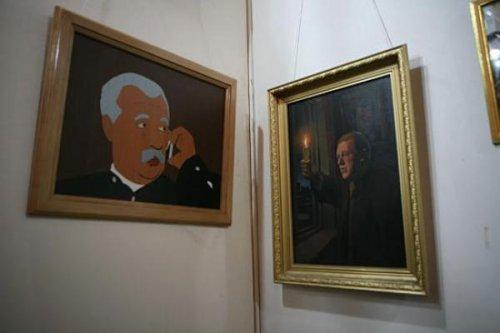 Музей программы «Поле Чудес» действительно существует (19 фото).
