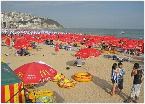Пляж на 2 млн человек