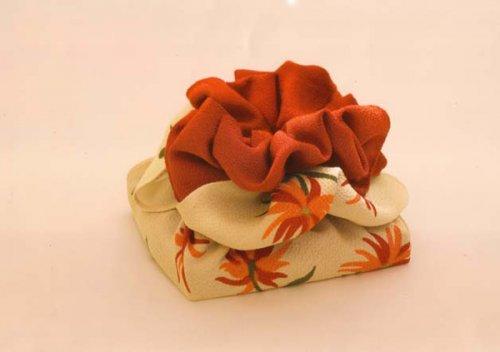 Японское искусство упаковывать подарки