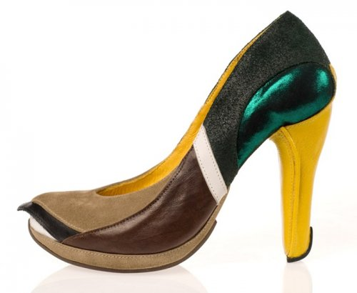 Модели женских туфель от Коби Леви