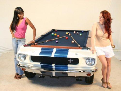 Бильярдный стол из Shelby GT350