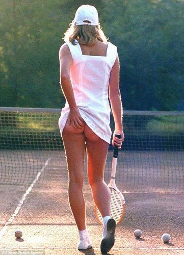 Tennis Girl - тайна открыта