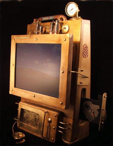 Стимпанк-компьютер