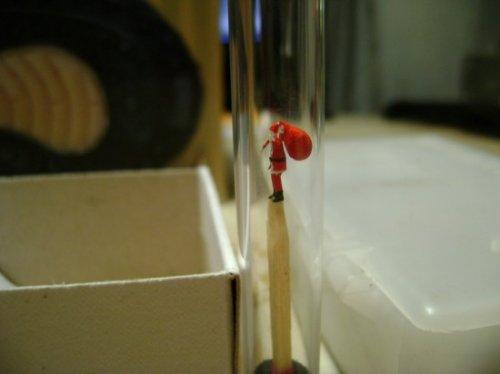 Спичечные миниатюры