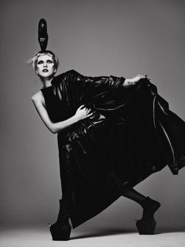 Свежие фото Lady Gaga