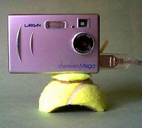 Поделки из теннисных мячей
