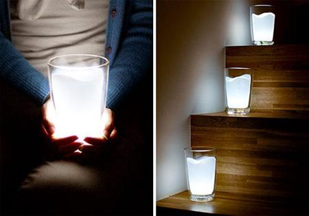 Подборка прикольных ночных ламп и светильников