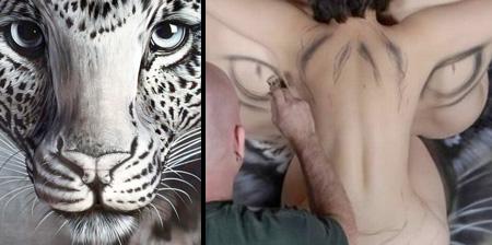 Необычные картины-иллюзии от Крейга Трейси