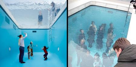 Иллюзия бассейна