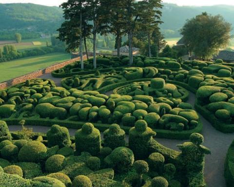 Самые красивые сады мира