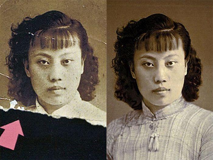 Как сделать старую фотографии в фотошопе