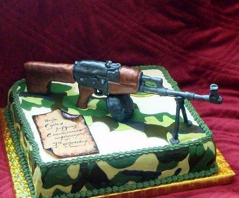 Открытки с днем рождения для мальчика военного