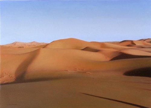 Серия невероятно реалистичных картин Лучиано Вентроне