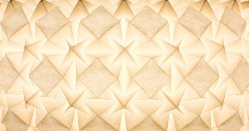"""Оригами-лампы """"Molecules"""""""