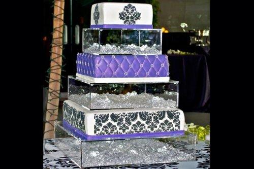 10 необычных свадебных тортов