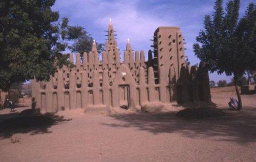 Великая мечеть Дженне