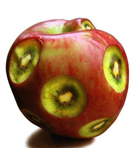 Фруктово-овощной креатив