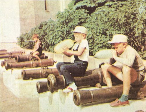 Москва 1960-х годов