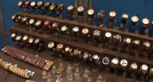 Часы ручной работы от Идзумо Сенко