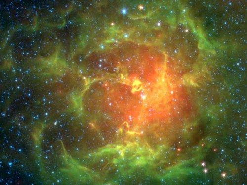 Фото туманностей нашей Вселенной