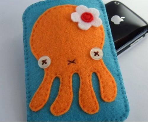 Чехлы для телефонов в виде животных своими руками