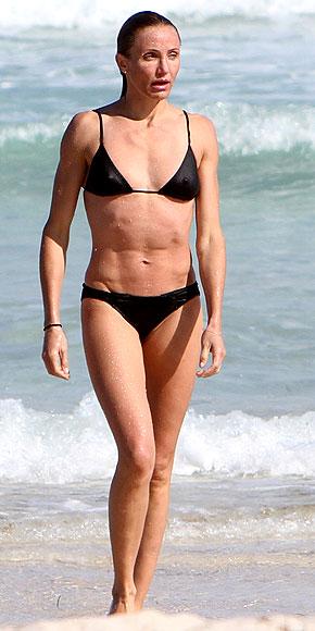 Angelina jolie bikini photo